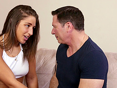 Abella Danger is interested in a hot fuck with a fellow
